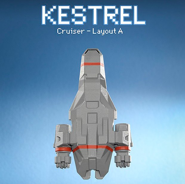 ftl-faster-than-light-kestrel-3d-printed-model-by-thelobsterclaw