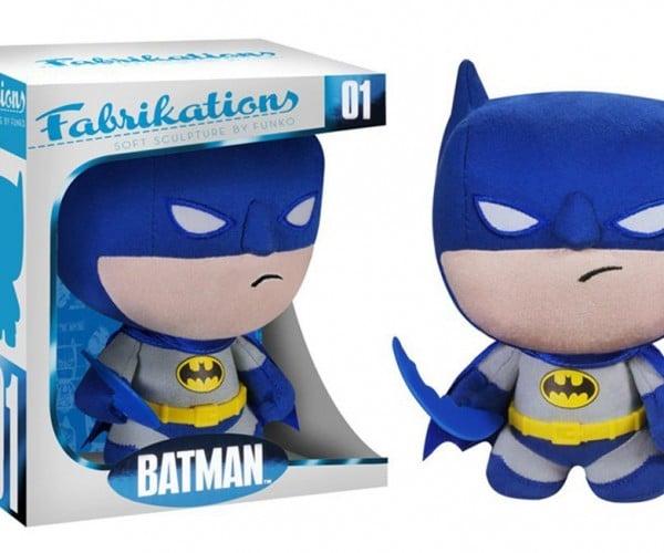 Funko Fabrikations Plush Toys: Little Big Merchandise