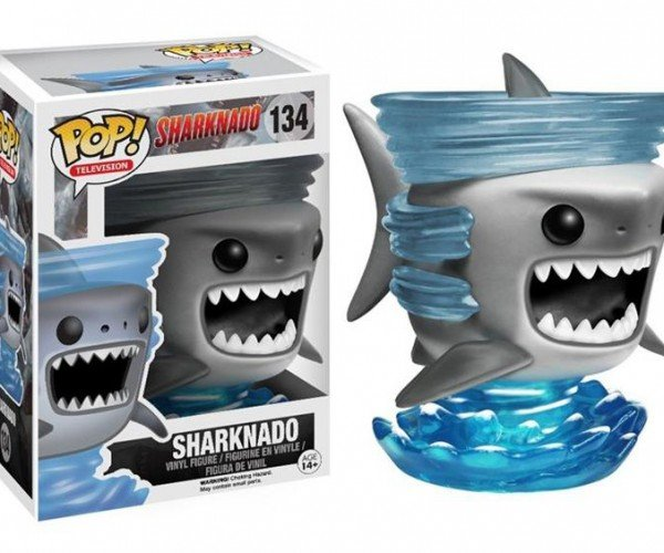 Funko Pop! Sharknado Figurine Has No Right to Be This Cute