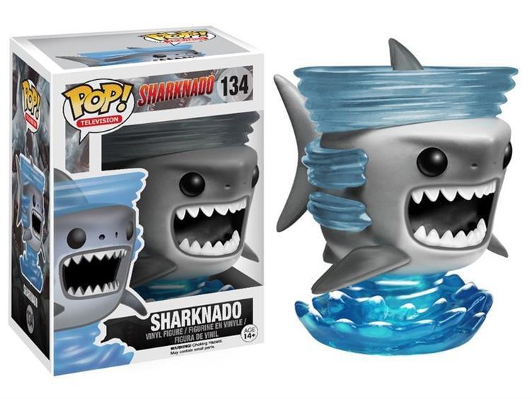 Funko Pop! Sharknado Figurine Has No Right to Be This Cute - Technabob