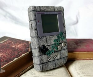 This Game Boy Has Been Bricked