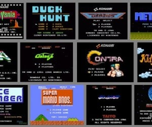 Watch Every Nintendo and Super Nintendo Game Title Screen (in 12 Hours)