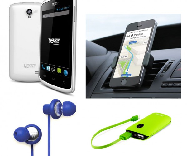 Technabob & Gear Diary Unlocked Android Smartphone Giveaway