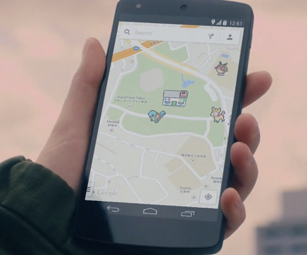 Google Maps Pokémon Challenge: Gotta Fool 'Em All