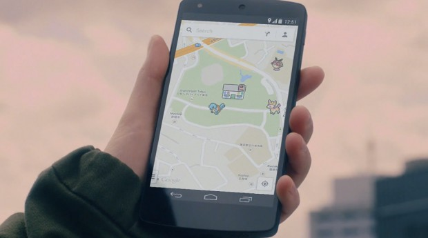 google-maps-pokemon-challenge