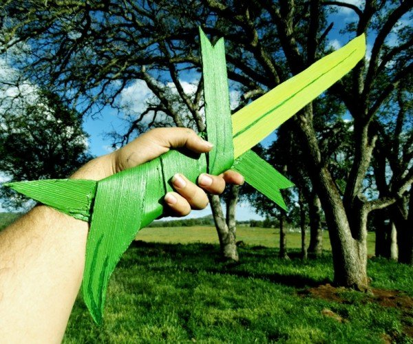 Adventure Time Grass Sword Replica: I'm Cool with That