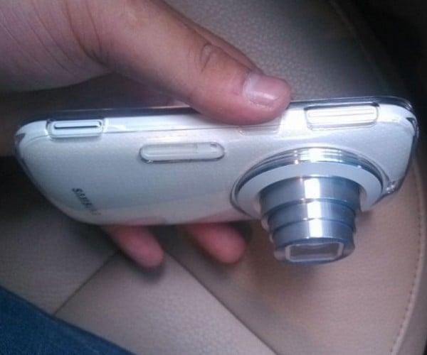 Samsung Galaxy K Smartphone Leak Shows 10x Optical Zoom Lens