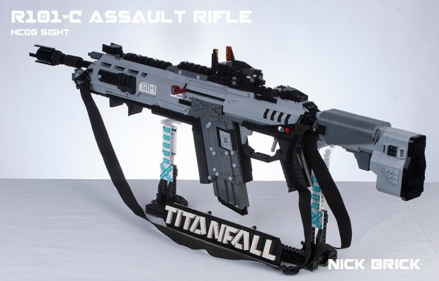 lego titanfall weapons by nick brick 5 620x397