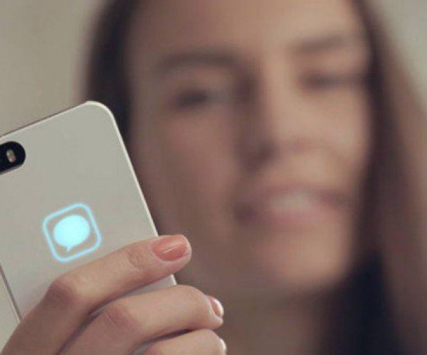 Lunecase iPhone Case Works Notification Magic