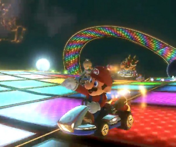 Mario Kart 8 Footage May Make You a Nintendo Fan Again