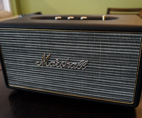 Marshall Stanmore Speaker Review: Rock and Roll!