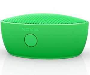 Nokia MD-12 Portable Speaker Uses Any Hard Surface to Increase the Bass
