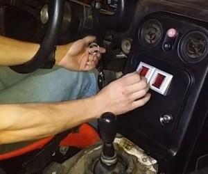 """8-bit"" Mazda Miata: Insert Coin to Drive"