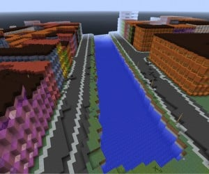 Denmark Recreated in Minecraft: Hej Steffen!