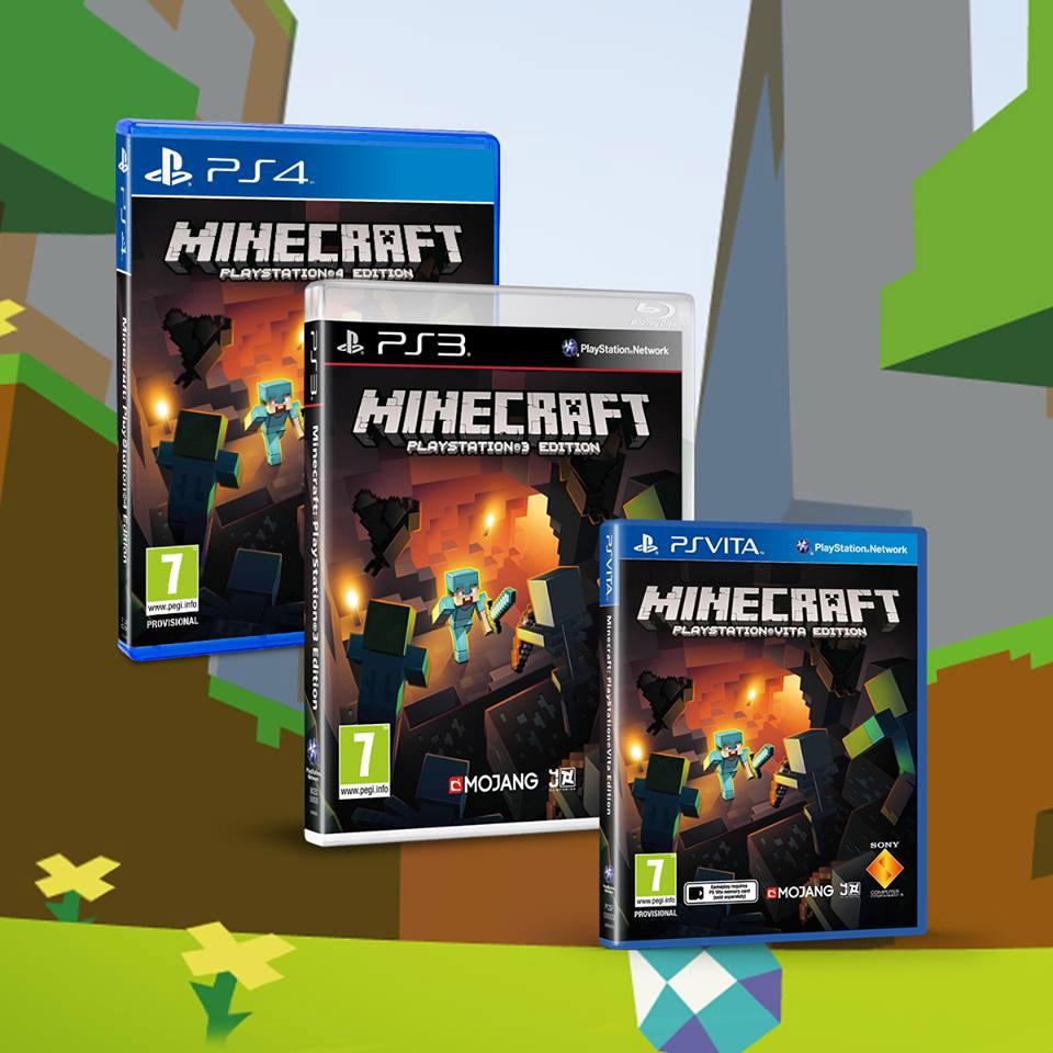 Ps - Minecraft spiele ps vita
