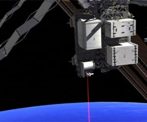 NASA to Launch Laser to ISS This Month for Communications Testing