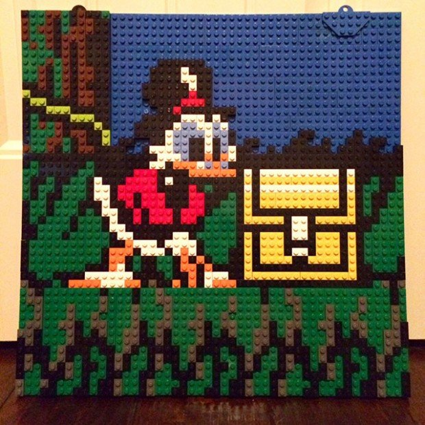 nesbrick lego nes game wall art by brian stark 5 620x620