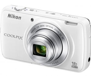 Nikon Coolpix S810c Digital Camera Packs Android and Wi-Fi