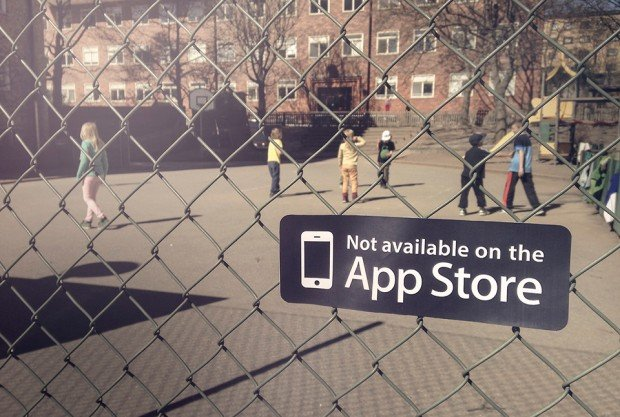 not-on-app-store-sticker
