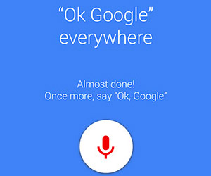 OK, Google Everywhere: Big Google Brother Is Listening