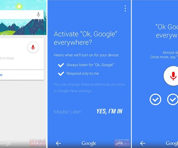 OK, Google Everywhere: Big Google Brother Is Listening