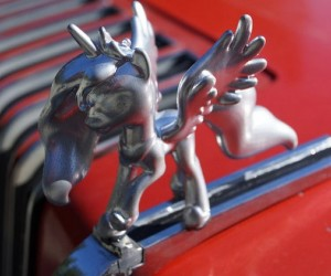 My Little Pony Hood Ornament: Extra Horsepower