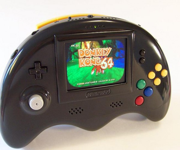 Bungle Portable N64: Shiny Old Console