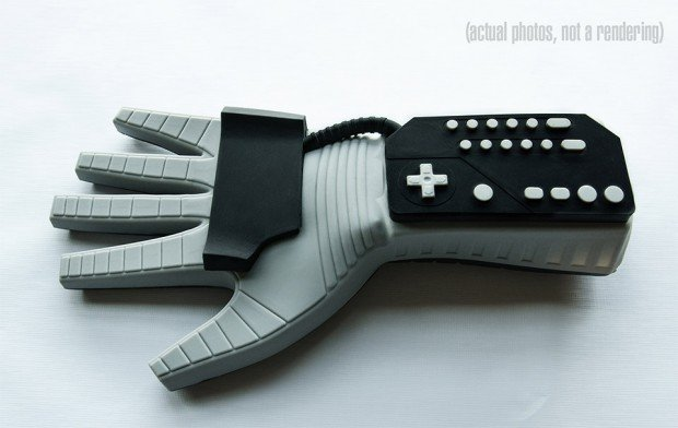 Nintendo Power Glove Oven Mitt: For Gamers Who Bake and Bakers Who Game