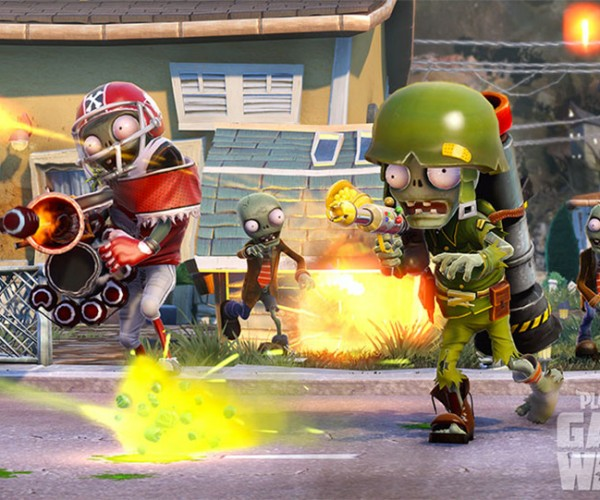 Plants vs. Zombies: Garden Warfare PC Launch Date Announced