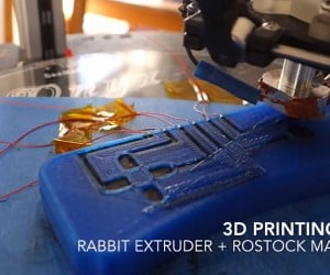 Rabbit Proto Lets 3D Printers Add Circuits While Printing Objects: Coming in Hot