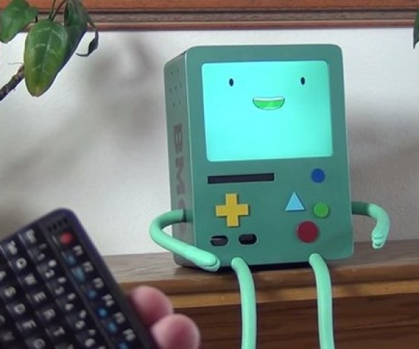 Build Your Own BMO from Adventure Time: BYO BMO
