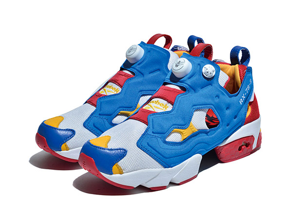 reebok gundam shoes 1