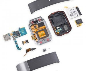 Samsung Galaxy Gear 2 Teardown Reveals Ease of Repair