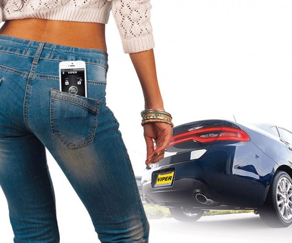 Viper Smartkey Lets You in and out of the Car with No Fuss