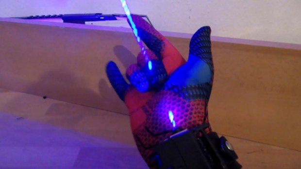 spider man web shooter harpoon laser by patrick priebe 620x348