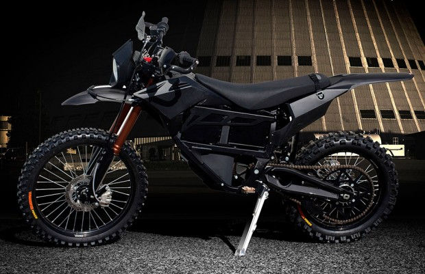 Military Stealth Dirtbike: Your Dirt Racing Dreams Have Never Been This Quiet