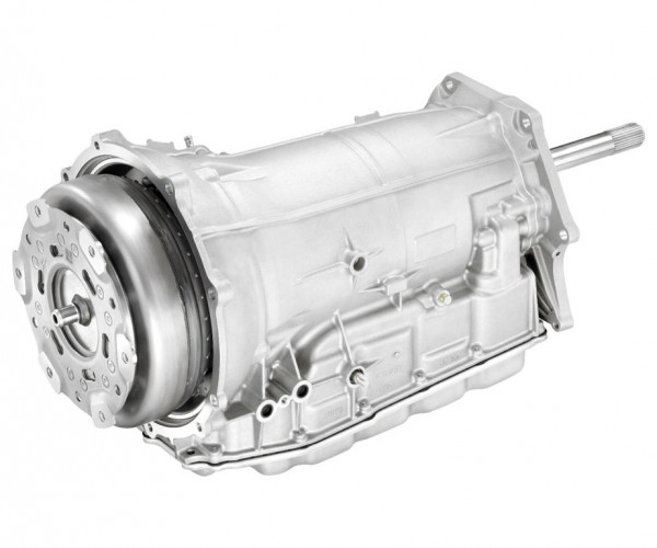 GM Shows off 8-speed Automatic Transmission for the 2015 Corvette Stingray