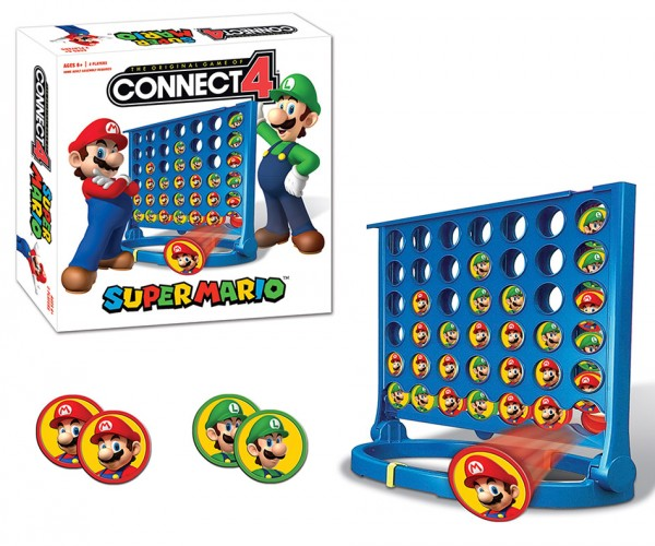 Super Mario Connect 4: It'sa Me, Diagonally