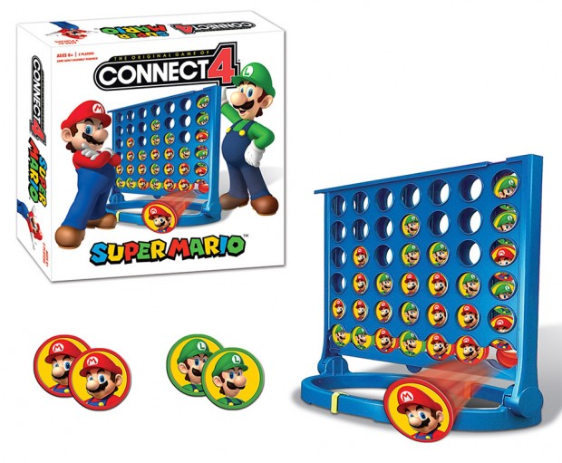 super mario connect 4 620x511