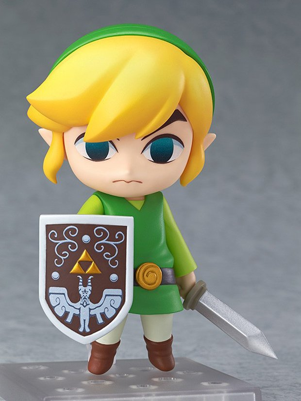 the legend of zelda the wind waker link nendoroid action figure 2
