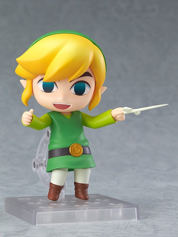 the legend of zelda the wind waker link nendoroid action figure 3