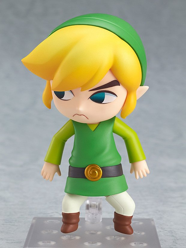 the legend of zelda the wind waker link nendoroid action figure 4