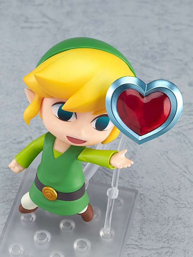 the legend of zelda the wind waker link nendoroid action figure 5