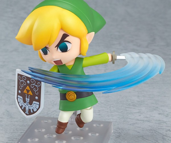 The Legend of Zelda: The Wind Waker Link Nendoroid Action Figure: The Squeal Maker