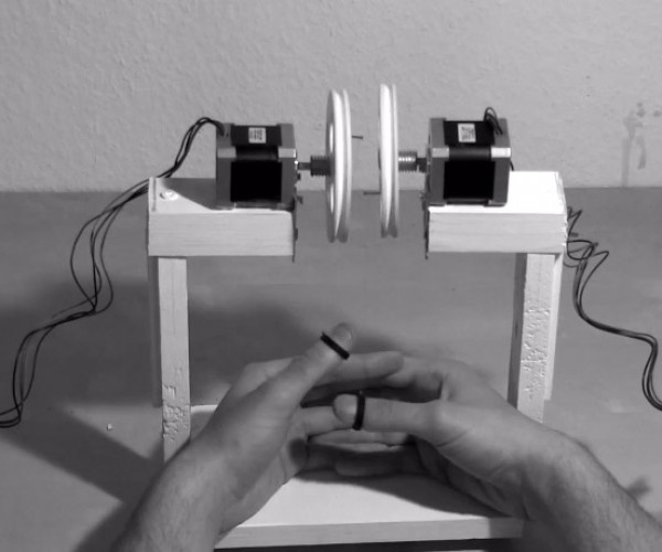 Thumb Twiddling Machine Helps Your Fingers Do the Twiddling