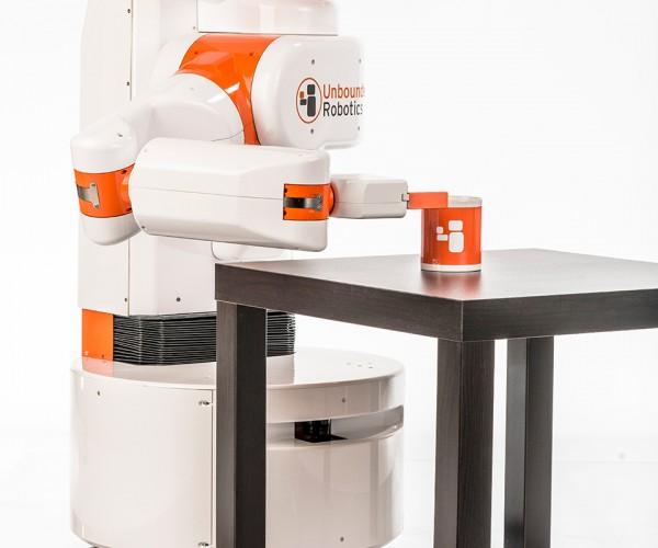 UBR-1 Hackable Robot: Brainwashable Buddy