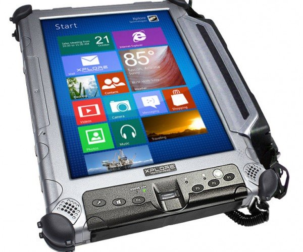 Xplore XC6 Rugged Tablet: It Will Last Longer Than You