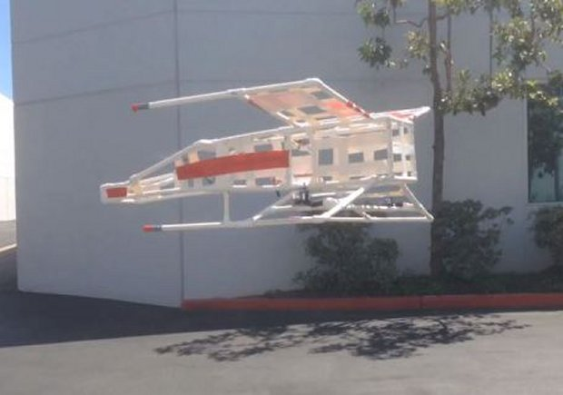 xwing drone