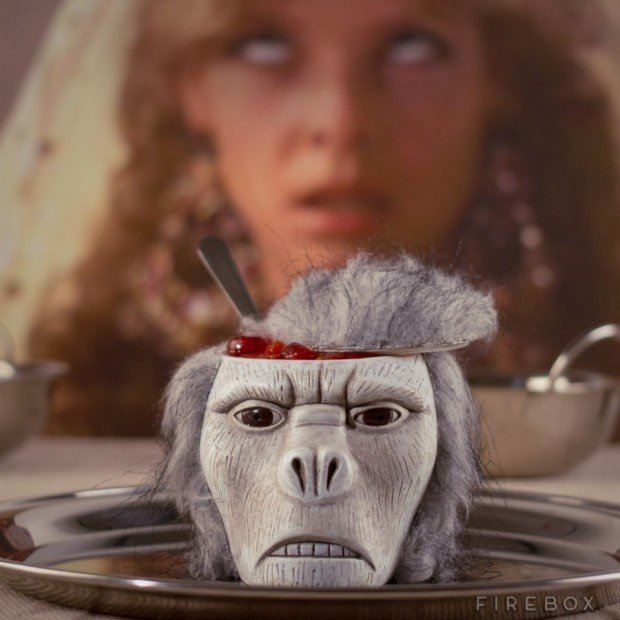 Indy monkey brains bowl