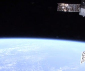 Watch Earth Live from the International Space Station: Really Big Brother